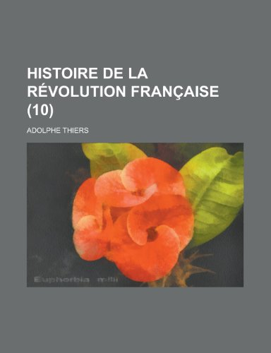 Histoire de La Revolution Francaise (10)