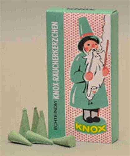 Knox-incienso árbol de Navidad - real INDIA - 24 pcs/unidades.