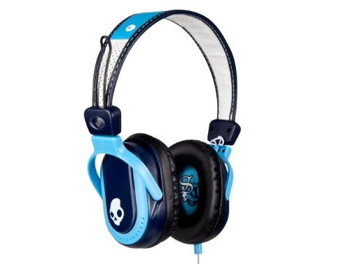 Skullcandy Agent Headphones Shoe, One Size-Blue
