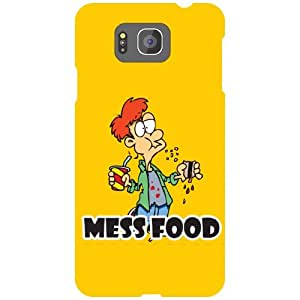 Samsung Galaxy Alpha G850 Printed Mobile Back Cover