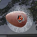Cincinnati Bengals Sportz Splatz Window Decal Amazon.com