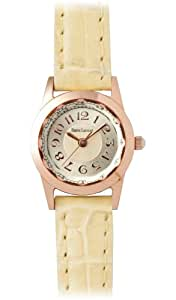 [ピエール・ラニエ]PIERRE LANNIER 腕時計 ルミエールウォッチ ピンクゴールド/クロコ型押し パールベージュ P867900 C40 レディース 【正規輸入品】