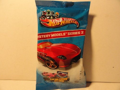 Hot Wheels Mystery Models Series 2