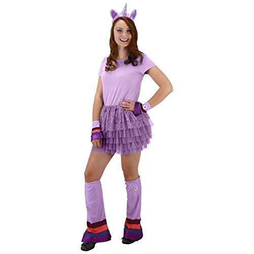 GSG My Little Pony Costume Arm & Leg Warmers Adult/Teen/Kids Halloween Dress (Little Red Riding Hood Halloween Costume Teenager)