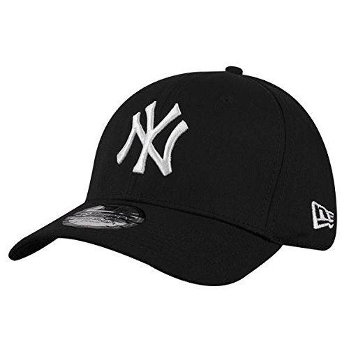 New Era - 39 Thirty Classic Yankees, Berretto da donna, Multicolore (Black/White), M/L