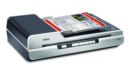 Epson WorkForce GT-1500 B11B190011 Document Imaging Scanner (White)