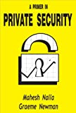 img - for A Primer in Private Security book / textbook / text book