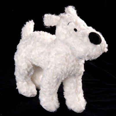 Tintin Milou Plush Tintin Snowy/milou Dog Large