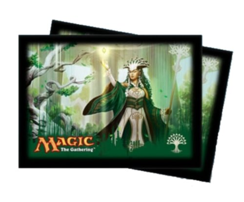 Return to Ravnica Selesnya Standard Deck Protectors for Magic 80ct - 1