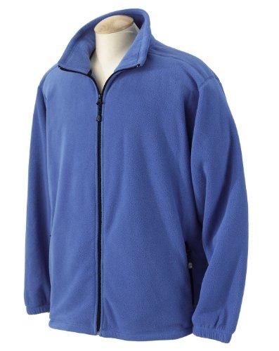 Devon & Jones Devon & Jones D780 Mens Wintercept Fleece Full-Zip Jacket - Cadet - M