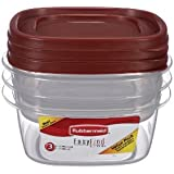 Rubbermaid Easy Find Lid Medium Value Pack Food Storage Containers