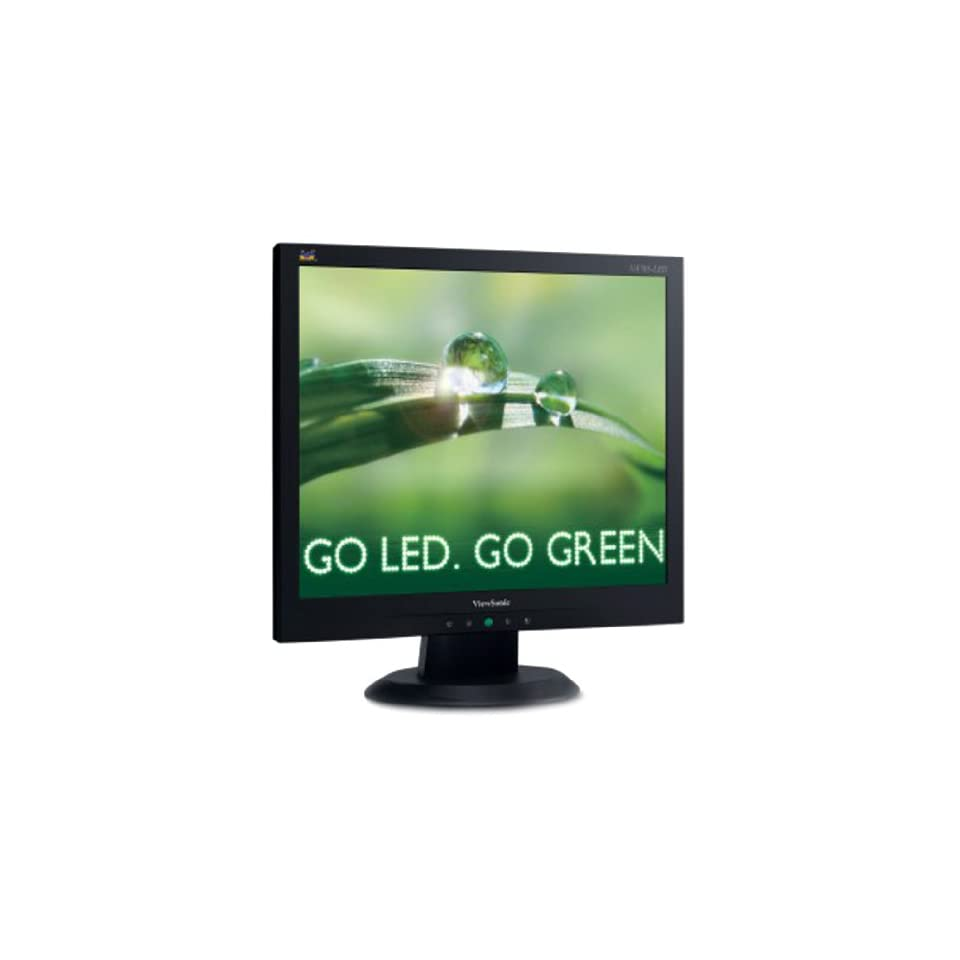 Viewsonic VA705 LED 17 LED LCD Monitor   43   5 ms