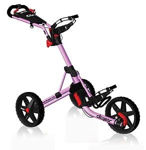 Clicgear 2.0 Golf Push Cart (Lavender)