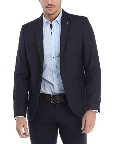 SIR RAYMOND TAILOR Blazer Lana [Blu Navy]