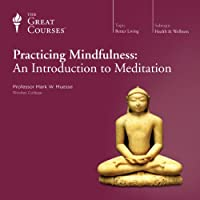 Practicing Mindfulness: An Introduction to Meditation  von The Great Courses Gesprochen von: Professor Mark W. Muesse