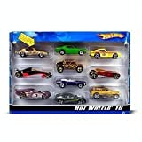 Toy / Game Hot Wheels 10 Car Pack - Styles May Vary 1:64 scale die-cast vehicles ( 15 x 11 x 8.3