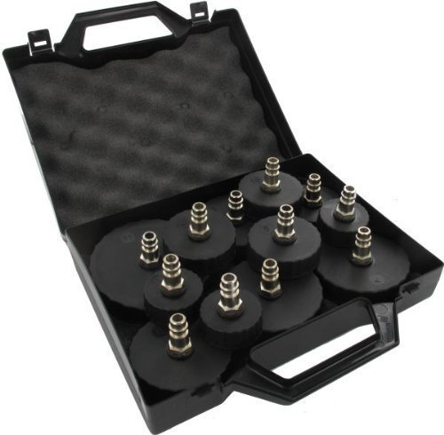 12 Pcs. Adapter Set for Brake Bleeders Air Accessories Electric