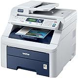 Brother DCP9010CNG1 DCP Multifunktionsgerät (Scanner, Kopierer und Farblaserdrucker ) USB2.0