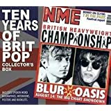 Ten Years of Britpop: Interviewsby Various Artists