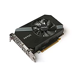 ZOTAC Geforce GTX 1060 6GB Single Fan グラフィックスボード VD6096 ZTGTX1060-GD5STD/ZT-P10600A-10L
