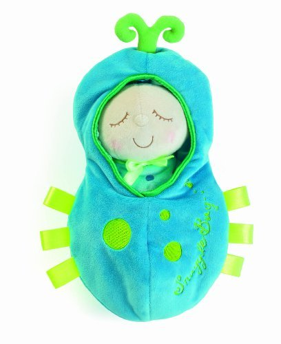Manhattan Toy Snuggle Pod, Snuggle Bug Color: Snuggle Bug Toy, Kids, Play, Children front-761733