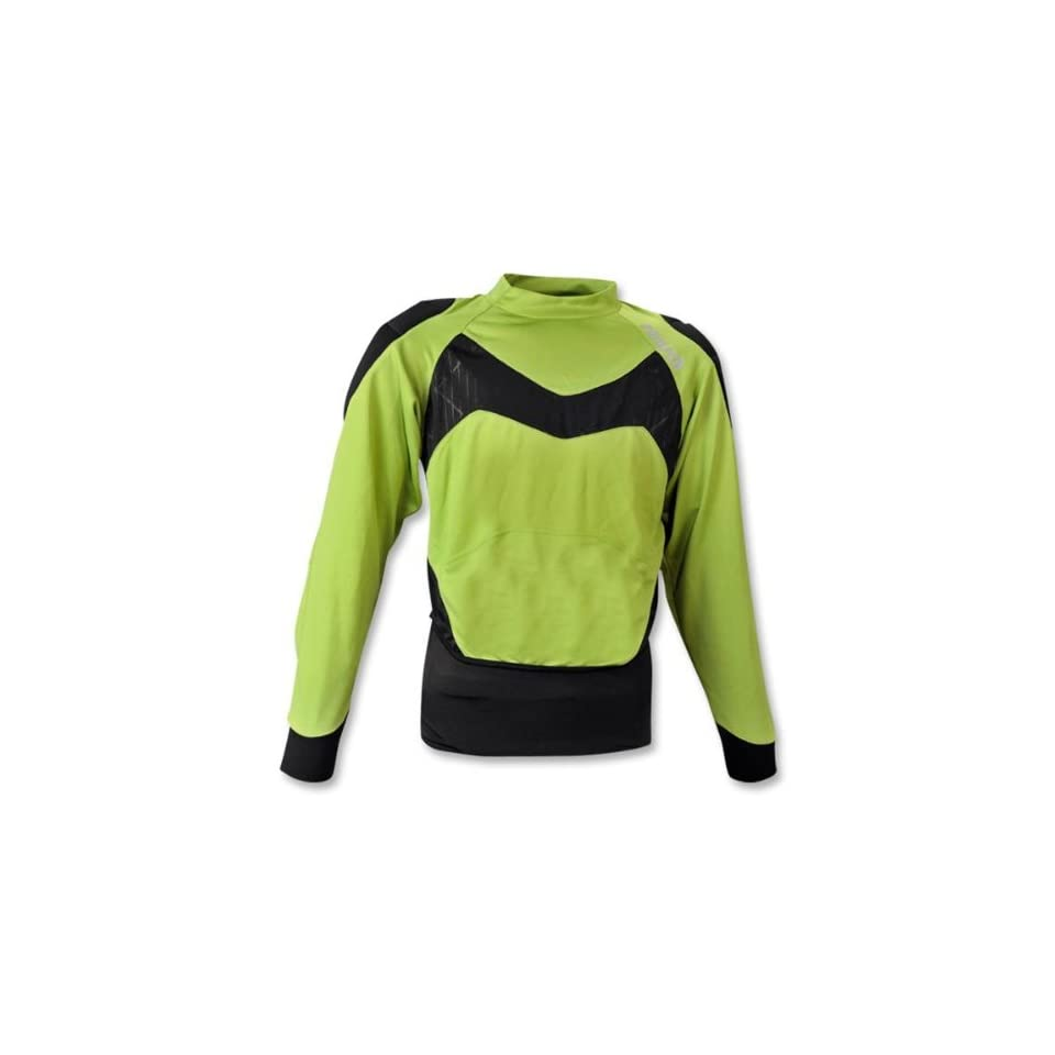 d793c945c4e reusch Magno LS Goalkeeper Jersey (Green) Toys & Games on PopScreen