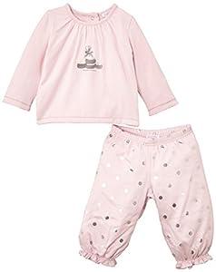 Absorba 9E36012 - Conjunto de ropa para niñas