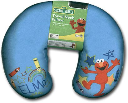 Sesame Street Travel Neck Pillow