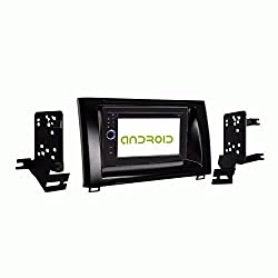 See TOYOTA TUNDRA 2014 K-SERIES ANDROID GPS DVD NAVIGATION WITH DASH KIT Details