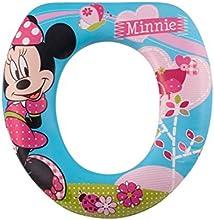 Lulabi Disney Minnie Reductor WC suave, Rosa