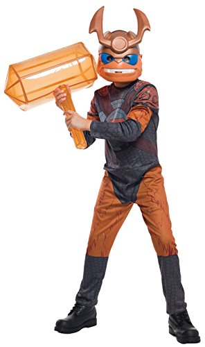 Rubie's Costume Skylanders Trap Team Wallop Child Costume, Large