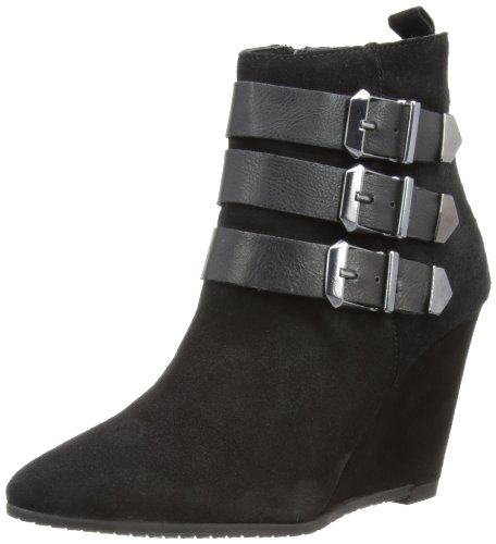 Dune Womens Pam Boots Black 7 UK, 40 EU