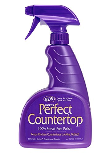 Hope's Perfect Countertop Polish, 22-Ounce