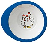 Rosti Mepal 108108065203 Babies Bowl with Farm Motif