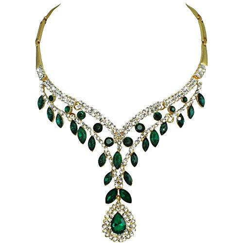 ritz-smeraldo-e-cristalli-oro-diamante-collana-con-scatola-regalo