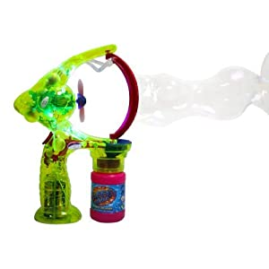 Amazing Bubble Blower Gun - Super Big Bubble Maker