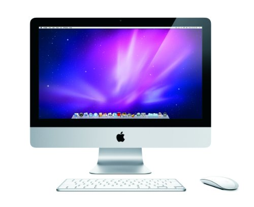 Apple iMac MC508LL/A 21.5-Inch Desktop (OLD VERSION)