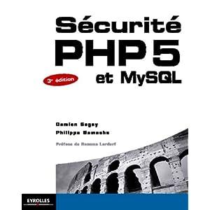couverture du livre Sécurité PHP5 et MySQL