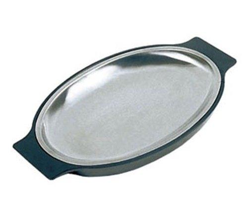 Update International SZP-11 Sizzle Platter 11-5/8