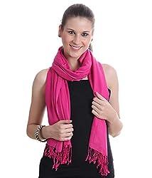 lotusa pink scarf