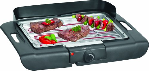 Clatronic BQ 3507 Barbecue-Tischgrill