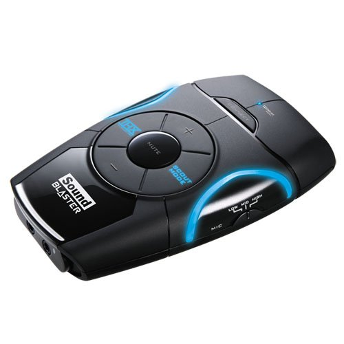 Creative Sound Blaster Recon3D THX USB External Sound Enhancer for PC, PS3, XBOX 360 and Mac - SB1300