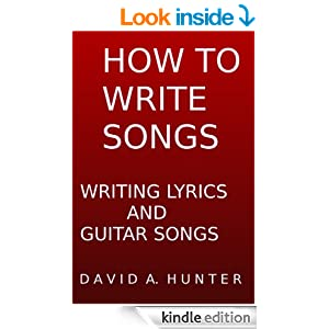 How to write guitar songs