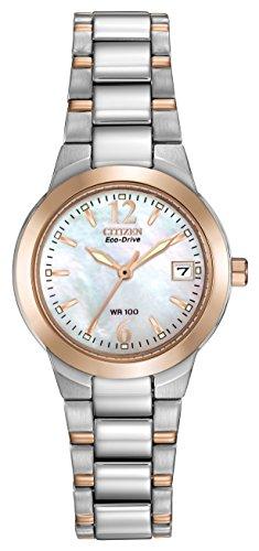 Citizen Women's EW1676-52D Silhouette Sport Eco-Drive Watch