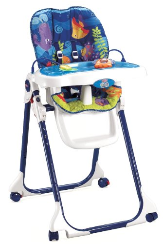 Fisher price ocean wonders healthy care high chair breno ribeiro