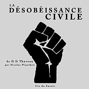 La désobéissance civile | Livre audio