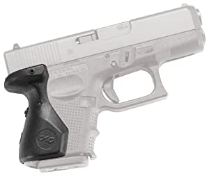 Buy Crimson Trace Laser Grip for Glock 4th Generation Sub Compact 26, 27 (Black) by Crimson Trace