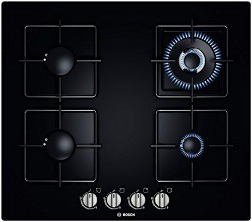 Tempered Glass Gas Hob (4 Burner)