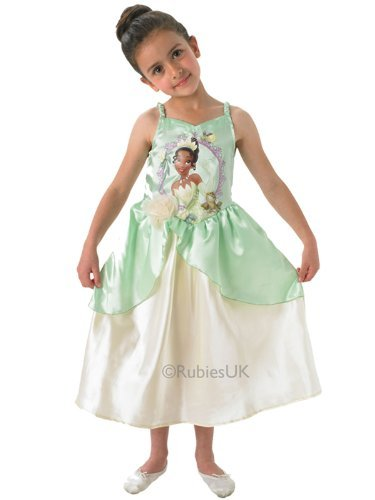 Disney's Tiana Story Time Costume - Kids - Large