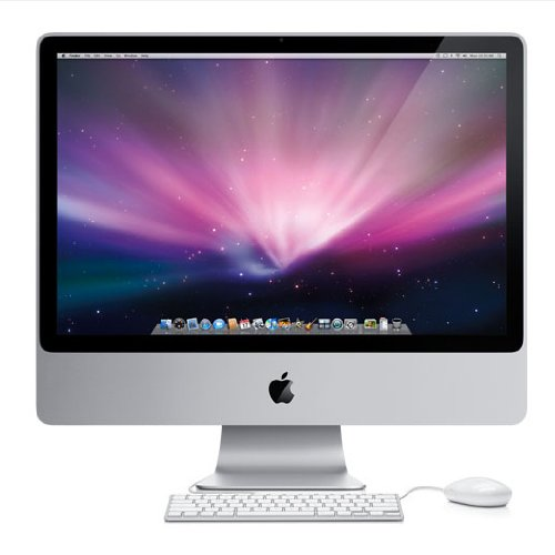 iMac 20-inch Core 2 Duo, 2.66GHz, 2GB RAM, 320GB HDD, GeForce 9400M/SD